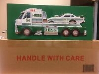 2016 Hess Toy Truck And Dragster. New In Box. Ready To Ship.