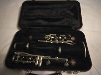 Used Buffet,  R 13 Bb clarinet in single case
