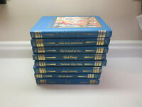 Lot of 8 of The Weekly Reader Classics vintage Brothers Grimm hardcovers