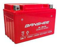 YTX9-BS Battery Replacement for Suzuki LTZ400 QuadSport ATV Battery by Banshee