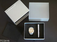 PORSCHE 911 CHRONOGRAPH WATCH  LIMITED  EDITION NEW IN BOX / PAPER WAP0700840D