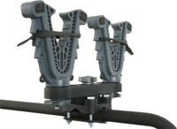 ATV Tek V-Grip Gun Double Rack Mount VFG2