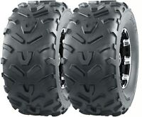 Set of 2 New Sport ATV Tires 22X9-10 22x9x10 4PR 10280 Pathfinder K530 Style Mud