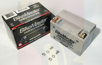 New BikeMaster Platnum 2 Sealed AGM Battery YXT9-BS Suzuki ATV 1 Year Warranty