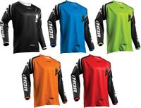 NEW THOR SECTOR ZONES MOTORCYCLE JERSEY MX ATV BMX ALL SIZES ALL COLORS