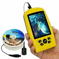 Underwater Fishing & Inspection Camera Video Color Display Monitor w/ 20m Cable