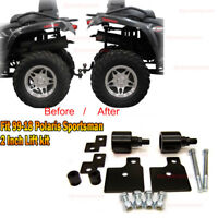 Fit 99-Up Polaris Sportsman 500/570/600/700/800 Front & Rear 2'' High Lift Kit
