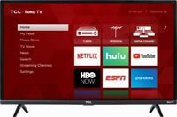 TCL 32quot; 1080p Full HD LED Roku Smart TV w 3 HDMI Inputs Wi Fi amp; USB Port $179.99