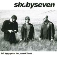 SIX BY SEVEN: LEFT LUGGAGE AT THEPEVERIL HOTEL CD