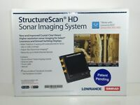 Lowrance Structure Scan HD Sonar Imaging System w/ Transducer