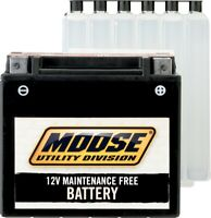 Moose AGM Maintenance-Free Battery YTX9-BS fits MULTI BRAND ATV'S