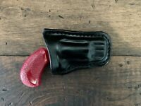 NAA 22 PUG Holster Leather Form Fitted