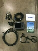 Lowrance HDS-5 GEN 2 Lake Insight GPS Fishfinder *mint condition*
