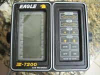 Eagle Z-7200 Fishing Depth Finder - Monitor & Mounting Thumb Screws