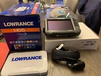 Lowrance HDS-7 Gen3 CHIRP GPS With Structure Scan Hd & Down Scan Transducer