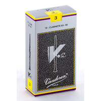 Vandoren CR193 V12 Bb Clarinet Reeds 3 Strength