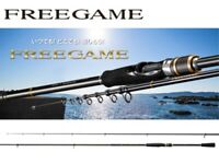 Shimano Freegame S60UL-3 spinning rod F/S from Japan