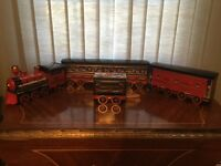 Train Set Tin Can Collection and More!