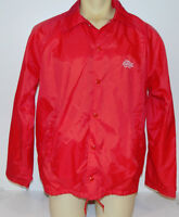 Vintage Red Coca Cola Jacket Size Large By Hartwell Made in USA