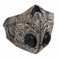 Can Am Dust Mask Camo (XSmall/Small) 4477229037 ATV SXS