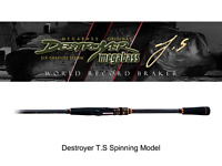 Megabass Destroyer T.S Spinning Model TS72XS 775 spinning rod F/S from Japan