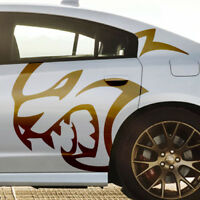 Fits Dodge Hell Cat HellCat SRT Vehicle Graphic Decal Side Charger Challenger
