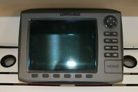 LOWRANCE HDS-8 FishFinder/Chartplotter Does Not Work. For Parts Only.