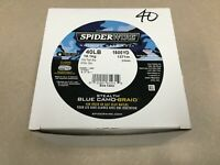 Spiderwire SS40BC-1500 40Lb Stealth Braided Line Blue Camo 1500yds Blue 1370457
