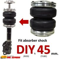 1 Universal Air Bag 2500 for Absorber Shock Tube 45 mm Ride Suspension Lower Car $149.00