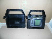 Humminbird Wide Optic Portable High Performance Tri Beam Fish finder  in Case