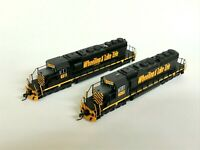 InterMountain N Scale 69354 D Illinois Central Gulf SD40-2 Locomotive S