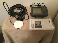 LOWRANCE LMS-240 Fish-Finder Sonar and mapping GPS