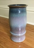"Bill Campbell Studio Art Pottery Vase-9 1/2""-Excellent!"