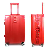 3-Pieces Set  Hardside Carry-on Luggage with TSA Lock  Spinner Wheels