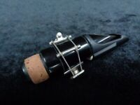 Clark Fobes San Fancisco Clarinet Mouthpiece - Zinner Handcraft