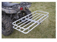 ATV Cargo Carrier Aluminum Full-size Heavy-duty Universal Truck Rack Accessories