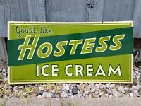 Rare Vintage Hostess Ice Cream Soda Fountain 20