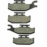 Front ATV Brake Pads For CAN AM Outlander 500 650 Max 500 2007 2011 2010 2009 08