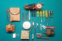 Vintage Bell System Telephone Lineman Tools