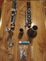 Used Normandy 4 Clarinet Noblet