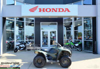 2013 Honda Fourtrax Rancher 4X4 ES Power Steering Used