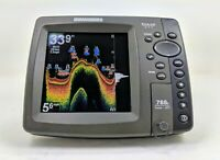 Humminbird 788c Sonar/GPS Dual Card Head Unit TESTED