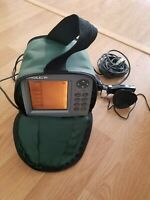Eagle Fishmark 320 Fishfinder with Transducer/Power Cord-Mounting Bracket  WORKS