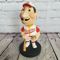 Vintage PIZZA HUT DELIVERY MAN BOBBLEHEAD 9