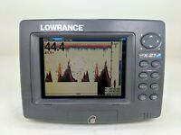 Lowrance LCX-27C Sonar/GPS/Radar Head Unit