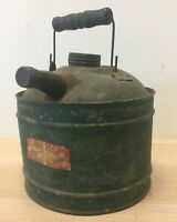 Antique Vintage Boyco Gas Can Water Oil Can COOL! E3