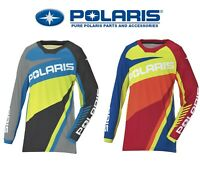 2020 POLARIS YOUTH ATV RIDING JERSEY RZR SPORTSMAN GENERAL - ALL SIZES COLORS