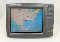 Lowrance LCX-111C HD Sonar Radar GPS Head Unit