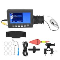 1000TVL Color CCD Underwater Fishing Camera Kit IR Night Vision Video Record