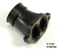 For Polaris Sportsman 600 700 Rubber Intake Manifold Carb Boot - 1253415 #C-7151